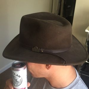 Sweet Indiana Jones hat